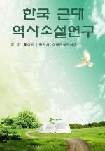 한국 근대 역사소설연구
