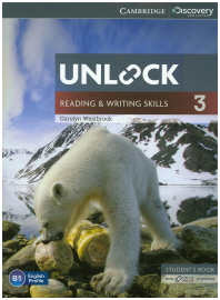 Unlock Reading and Writing Skills Student's Book. 3