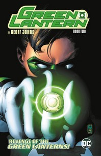 Green Lantern by Geoff Johns Book Two
