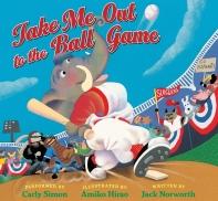 노부영 Take Me Out to the Ball Game (원서 & CD)