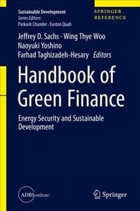 Handbook of Green Finance