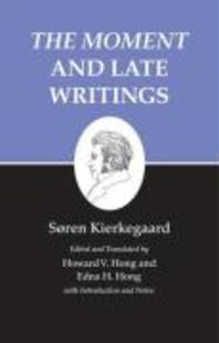 Moment & Late Writings