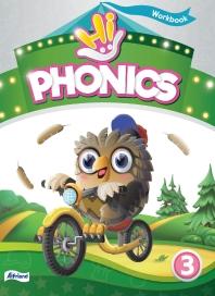 Hi Phonix(하이 파닉스). 3: Workbook