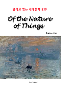 Of the Nature of Things (영어로 읽는 세계문학 835)