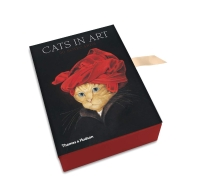 Cats in Art: Box of 20 Notecards