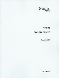 Credo for Orchestra