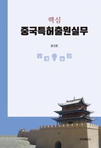 핵심 중국특허출원실무