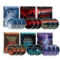 어스본 클래식 리톨드 미스터리(Usborne Classics Retold Mystery) 6종 세트(B+CD)