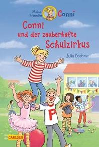 Conni-Erzaehlbaende 37: Conni und der zauberhafte Schulzirkus