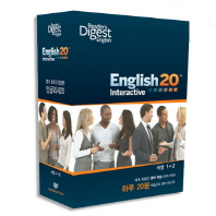 Readers Digest English 20 Interactive(DVD)