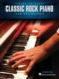 Learn to Play Classic Rock Piano from the Masters