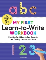 My First Learn to Write Workbook
