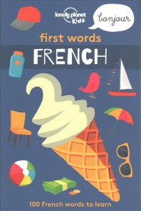 Lonely Planet First Words - French