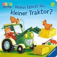 Wohin faehrst du, kleiner Traktor?