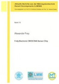 Fully Electronic CMOS DNA Sensor Chip