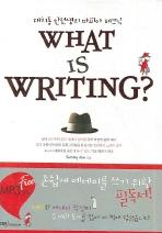 대치동 안선생의 마피아 테크닉 WHAT IS WRITING