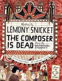 베오영 Composer Is Dead (원서 & CD)