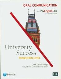 University Success Oral Commuication Transition w/MEL