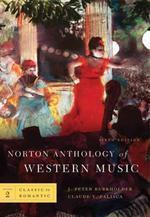Norton Anthology of Western Music, Volume 2
