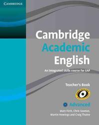 Cambridge Academic English C1 Advanced