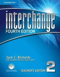 Interchange Level 2 Teacher's Edition with Assessment Audio CD/CD-ROM [With CDROM]