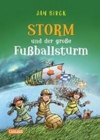 Storm und der grosse Fussballsturm