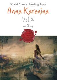 안나 카레니나 2부 : Anna Karenina. Vol.2 (영문판)