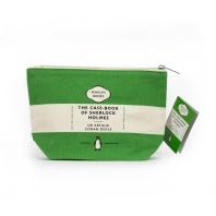 [펭귄] 필통 The Casebook of Sherlock Holmes (green)