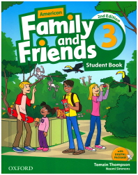 American Family and Friends. 3(Student Book)