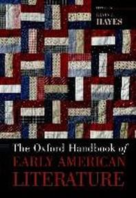 Oxford Handbook of Early American Literature