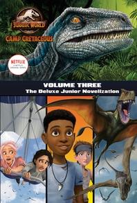 Camp Cretaceous, Volume Three