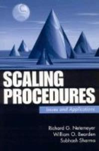 Scaling Procedures
