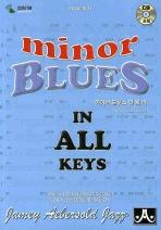 MINOR BLUES IN ALL KEYS
