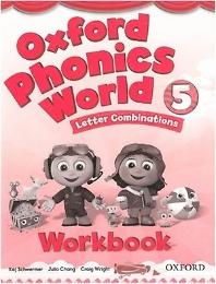 Oxford Phonics World. 5(Workbook)