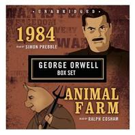 George Orwell Boxed Set
