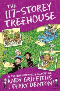 The 117-Storey Treehouse (The Treehouse Books)(117층 나무집)