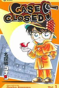 Case Closed, Vol. 1, Volume 1