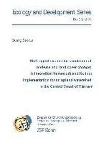 Multi-agent system for simulation of land-use and land cover change