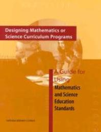 Designing Mathematics or Science Curriculum Programs