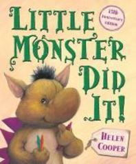 Little Monster Did It!