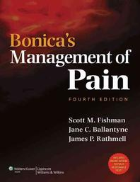 Bonica's Management of Pain [With Web Access]