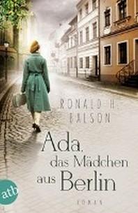 Ada, das Maedchen aus Berlin