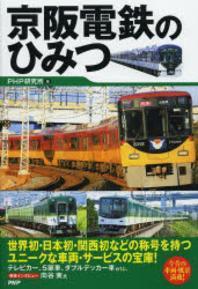 京阪電鐵のひみつ