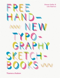 Free Hand New Typography Sketchbooks (Paperback) /Anglais