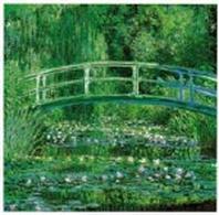 재원브로마이드. 35: 모네/수련 연못