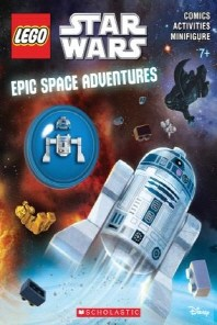 Epic Space Adventures (Lego Star Wars