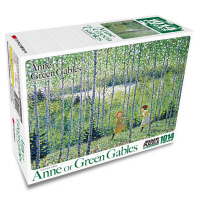빨강머리 앤 직소퍼즐 1014pcs: 자작나무숲의 녹색바람(인터넷전용상품)