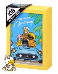 카카오프렌즈 108 퍼즐 갤러리: 서머 홀리데이