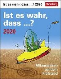 Ist es wahr, dass...? 2021