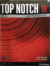 TOP NOTCH  1: SB/WB SPLIT B